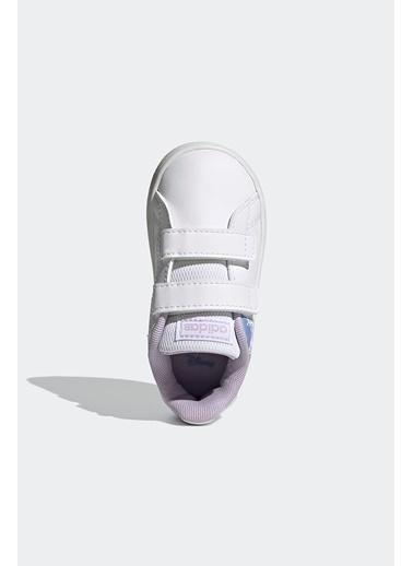 adidas Adidas Kız Bebek Günlük Spor Ayakkabı Advantage I Fz3221 Renkli